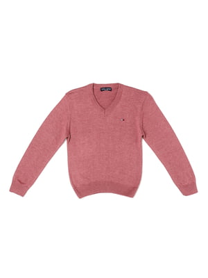 Пуловер кольору фрезії | 5327029