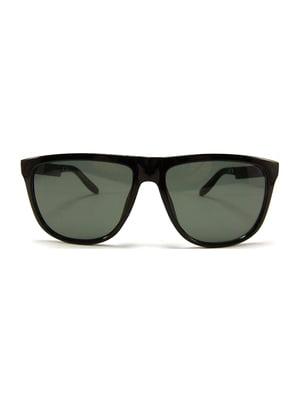 Окуляри сонцезахисні чорні | 5348190