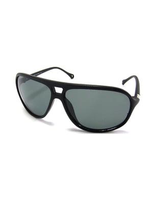 Очки солнцезащитные черные | 5348191