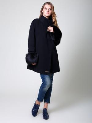 Пальто черное | 5348006
