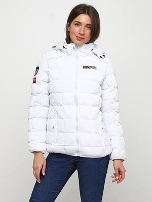 Куртка белая | 5348323