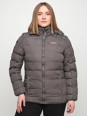 Куртка цвета хаки | 5348326