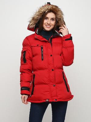 Куртка красная | 5348328