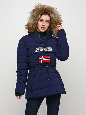 Куртка синяя | 5348330