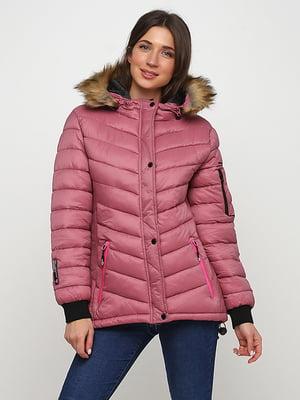 Куртка розовая | 5348336