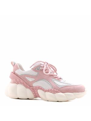 Кроссовки розовые | 5348351