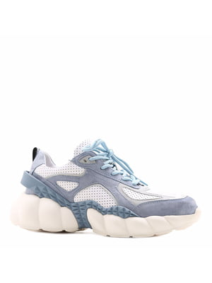 Кроссовки синие | 5348352