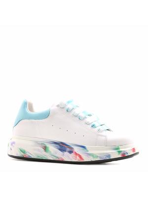 Кроссовки белые | 5348354