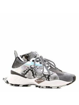 Кросівки сірі | 5348356