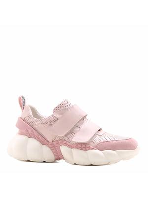 Кроссовки розовые | 5348403