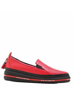 Туфлі червоні | 5348415