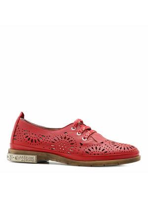 Туфлі червоні | 5348429