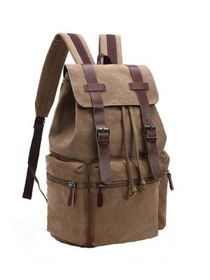 Рюкзак коричневий   5347101