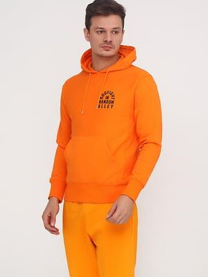 Худи оранжевая | 5348770