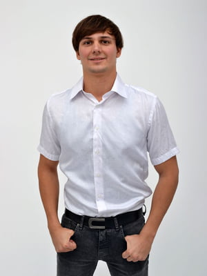 Рубашка белая | 5299366
