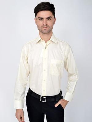 Сорочка кремового кольору | 5306346