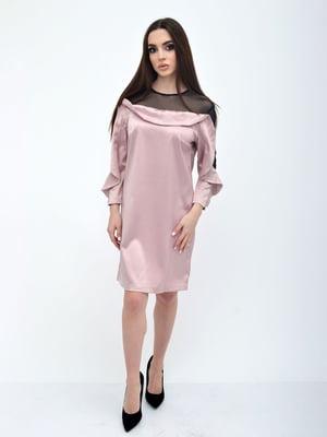 Платье розовое | 5322334