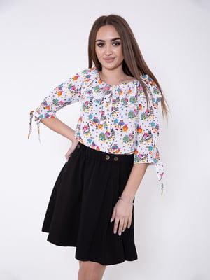 Блуза белая | 5349023
