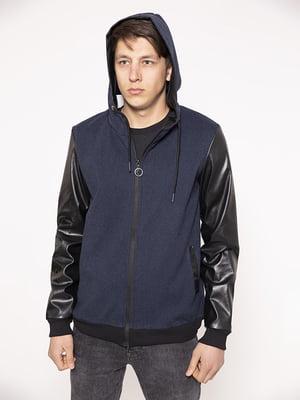 Куртка синяя | 5349097