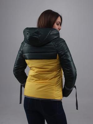 Куртка кольору тархун | 5349525