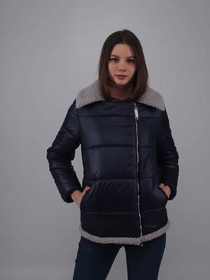 Куртка темно-синя | 5349527