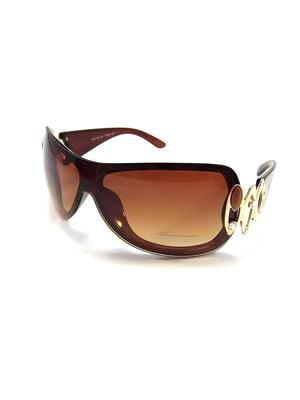 Очки солнцезащитные коричневые | 5349562