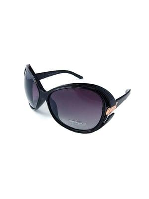 Очки солнцезащитные черные | 5349569