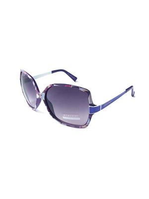 Окуляри сонцезахисні фіолетові | 5349570