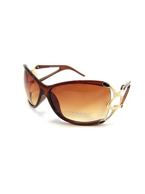 Очки солнцезащитные коричневые | 5349582