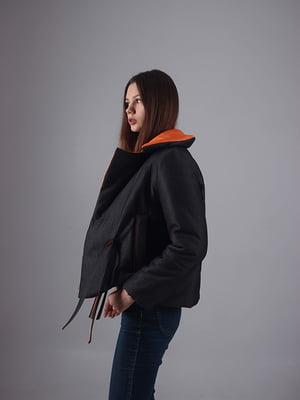 Куртка сіро-помаранчева | 5349526