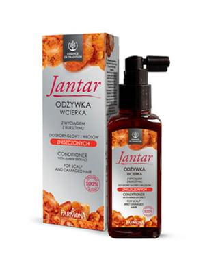 Кондиционер для кожи головы и поврежденных волос с экстрактом янтаря (100 мл) | 5349441