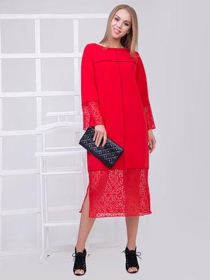 Сукня червона | 5349538