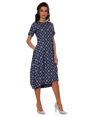 Платье синее | 5349548