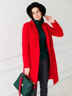 Пальто красное | 5349722