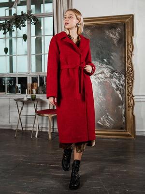 Пальто красное | 5349740