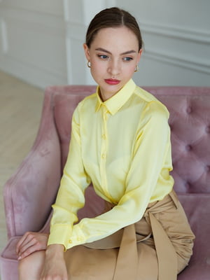 Блуза жовта | 5349752