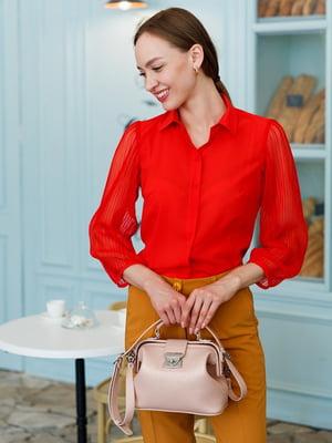 Блуза червона | 5349776