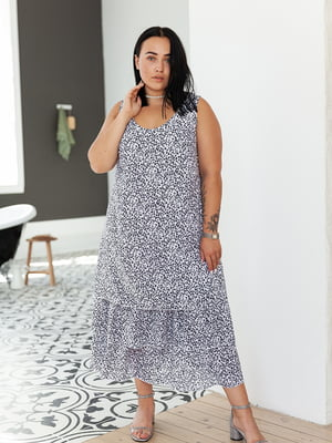 Сукня з принтом | 5349785