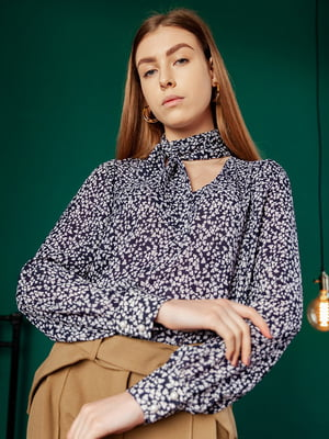 Блуза с принтом | 5349823