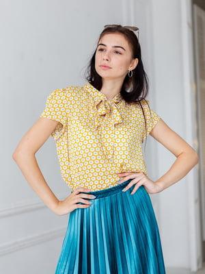Блуза с принтом | 5349845