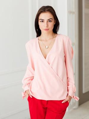 Блуза розовая | 5349846