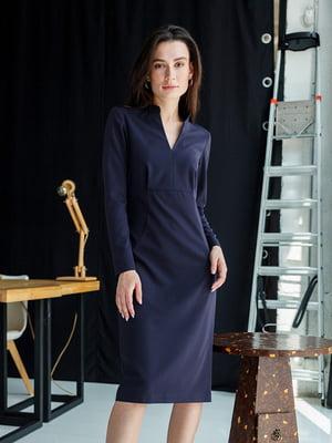 Сукня синя | 5349850