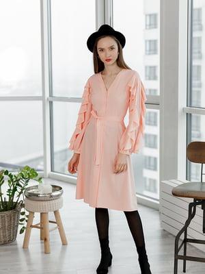Сукня світло-рожева | 5349858