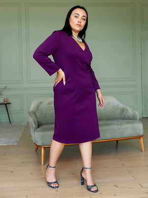 Сукня фіолетова | 5349875