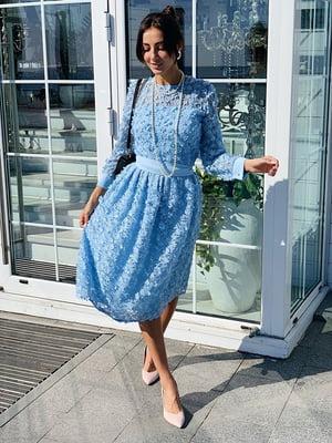 Сукня блакитна   5349885