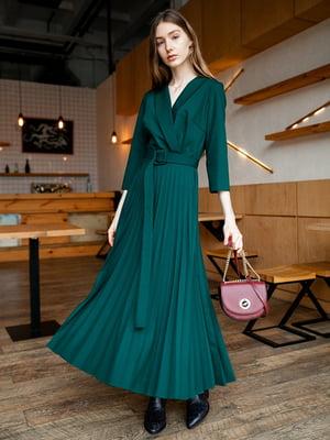 Сукня темно-зелена   5349890