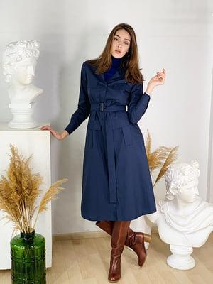 Сукня темно-синя | 5349891
