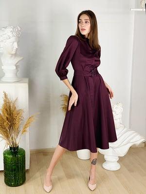 Сукня бурякового кольору   5349892