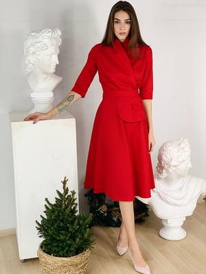 Сукня червона   5349895