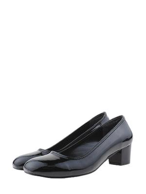 Туфлі чорні | 5347386
